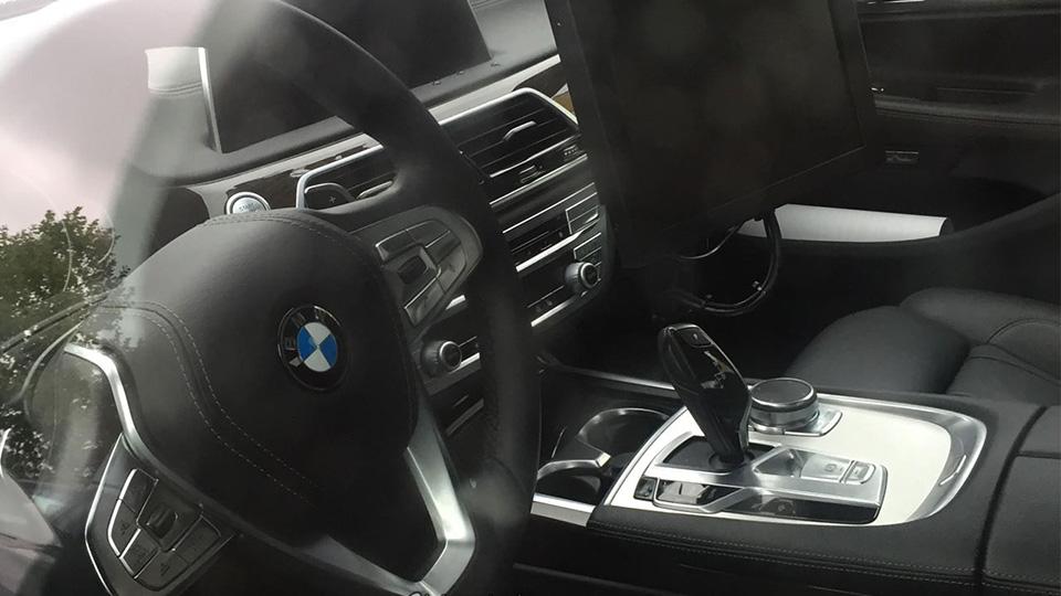 BMW 5-Series получит салон встиле 7-Series последнего поколения. Фото 1