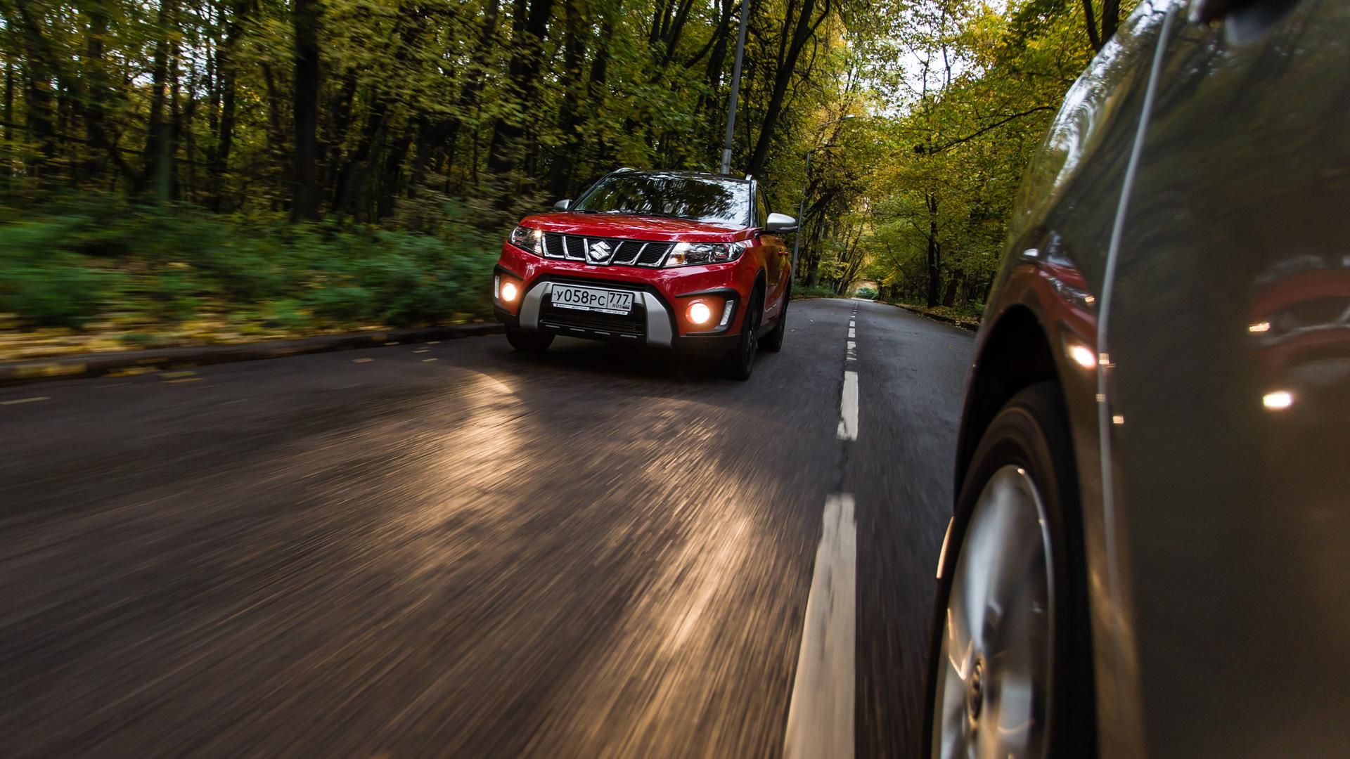 Тест VWPolo GTиSuzuki Vitara S— «спортивных» версий обычных машин. Фото 2