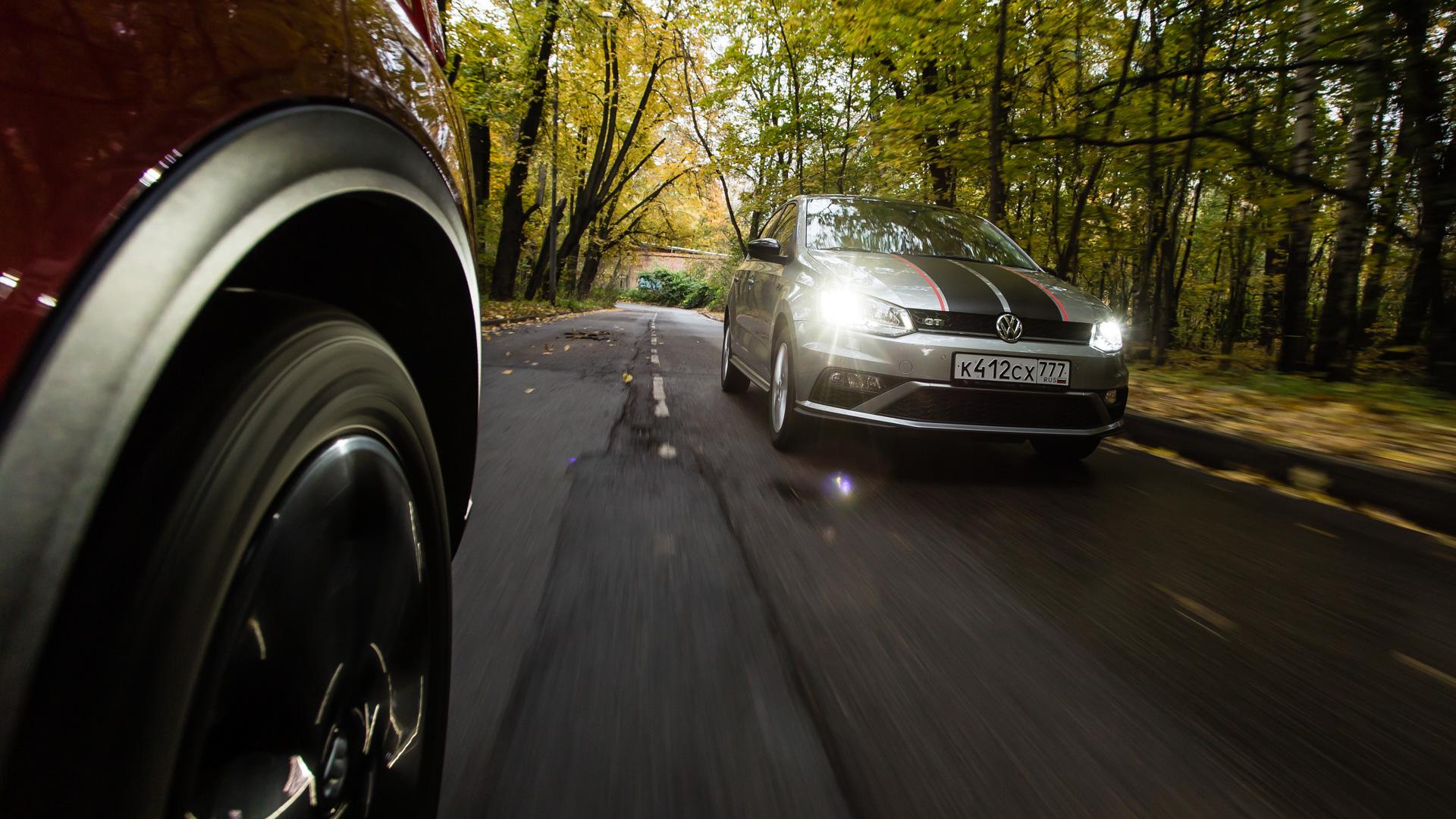 Тест VWPolo GTиSuzuki Vitara S— «спортивных» версий обычных машин. Фото 7