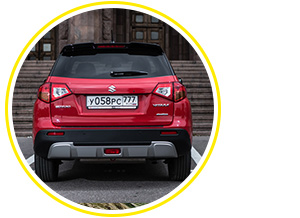 Тест VWPolo GTиSuzuki Vitara S— «спортивных» версий обычных машин. Фото 3