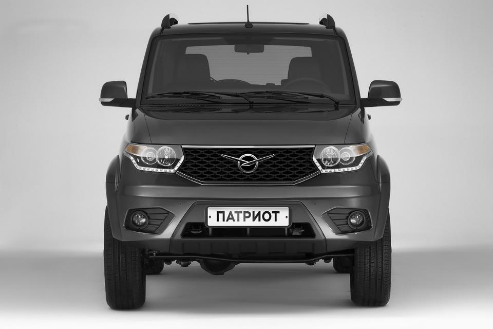 «УАЗ» официально представил модернизированный внедорожник