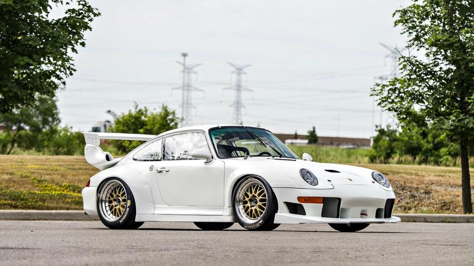 Спорткар Porsche может быть продан нааукционе за1,7 млн долларов