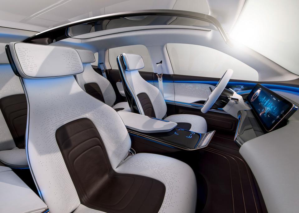 Какими получились предвестники электрокаров VWи«Мерседеса». Фото 5