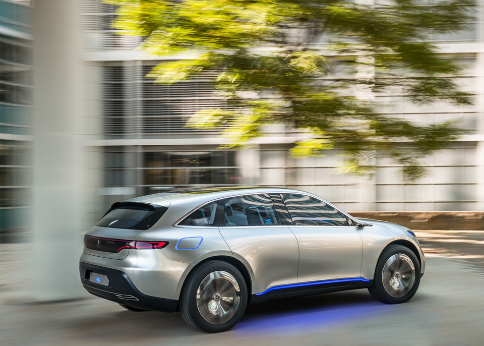 Какими получились предвестники электрокаров VWи«Мерседеса». Фото 7