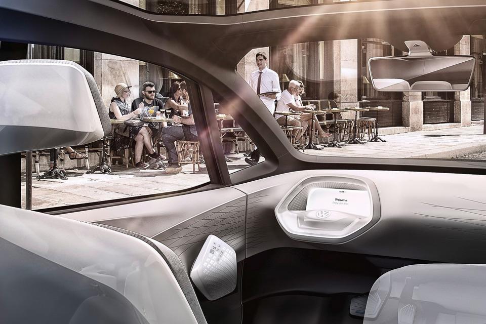 Какими получились предвестники электрокаров VWи«Мерседеса». Фото 6