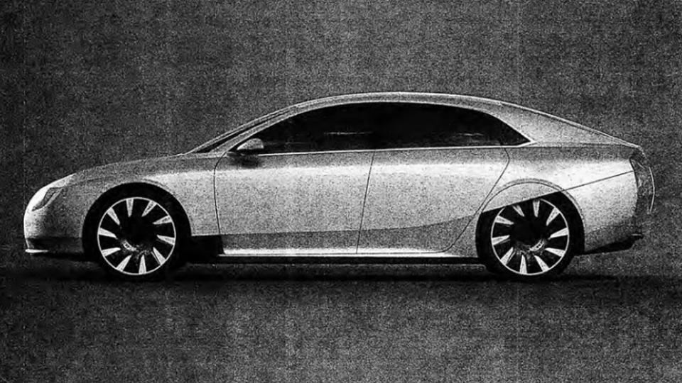 Появился очередной соперник Tesla Model S