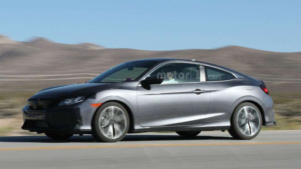 Хонда покажет «подогретый» Civic Si вконце осени текущего 2016-ого