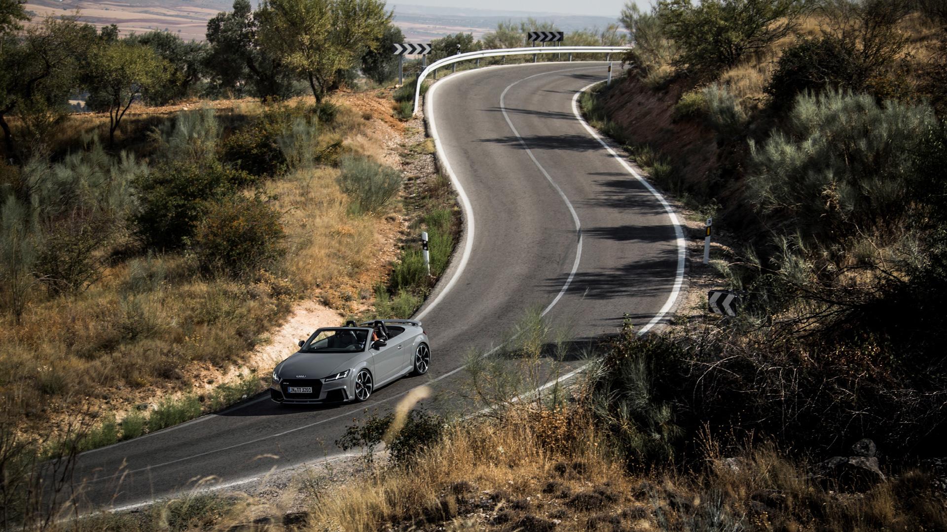 Тест-драйв самой доступной модели Audi, выезжающей изчетырех секунд. Фото 2