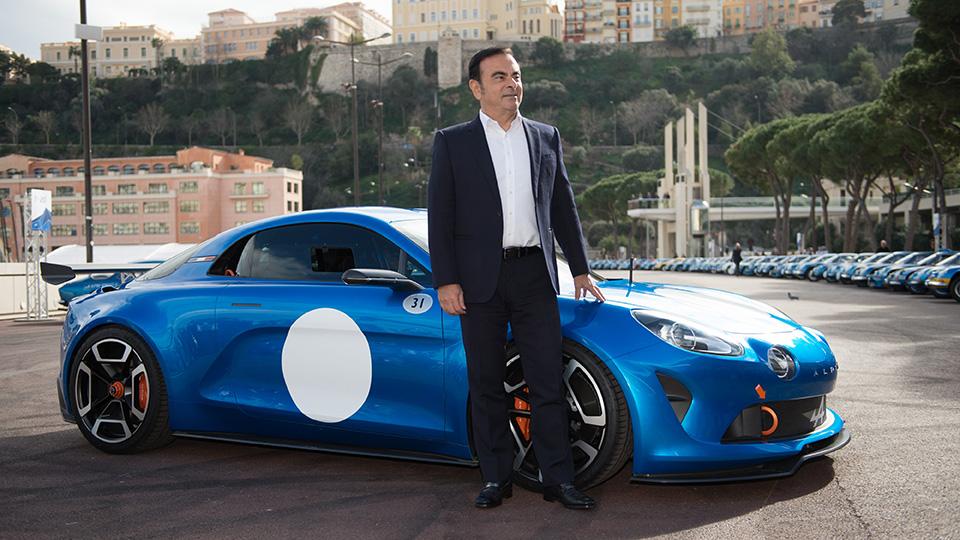 Руководитель Renault-Nissan возглавит Mitsubishi Motors