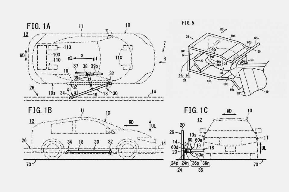 Пять самых значимых патентов компании Honda за2016 год. Фото 1