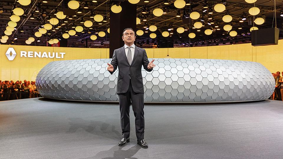 Карлоса Гона попросили возглавить совет директоров Mitsubishi