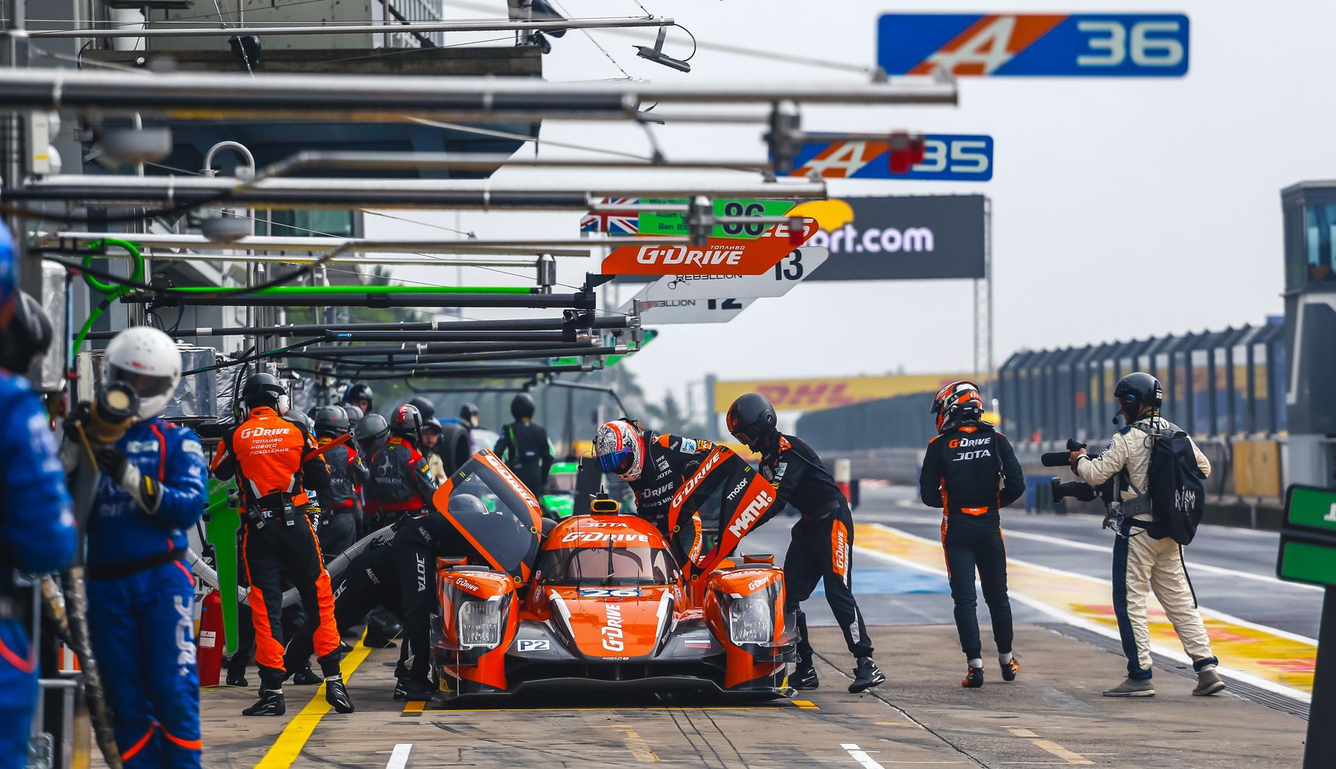 Роман Русинов отом, почему сезон-2016 для G-Drive Racing вдруг пошел под откос, икак онбудет выигрывать в2017-м. Фото 22