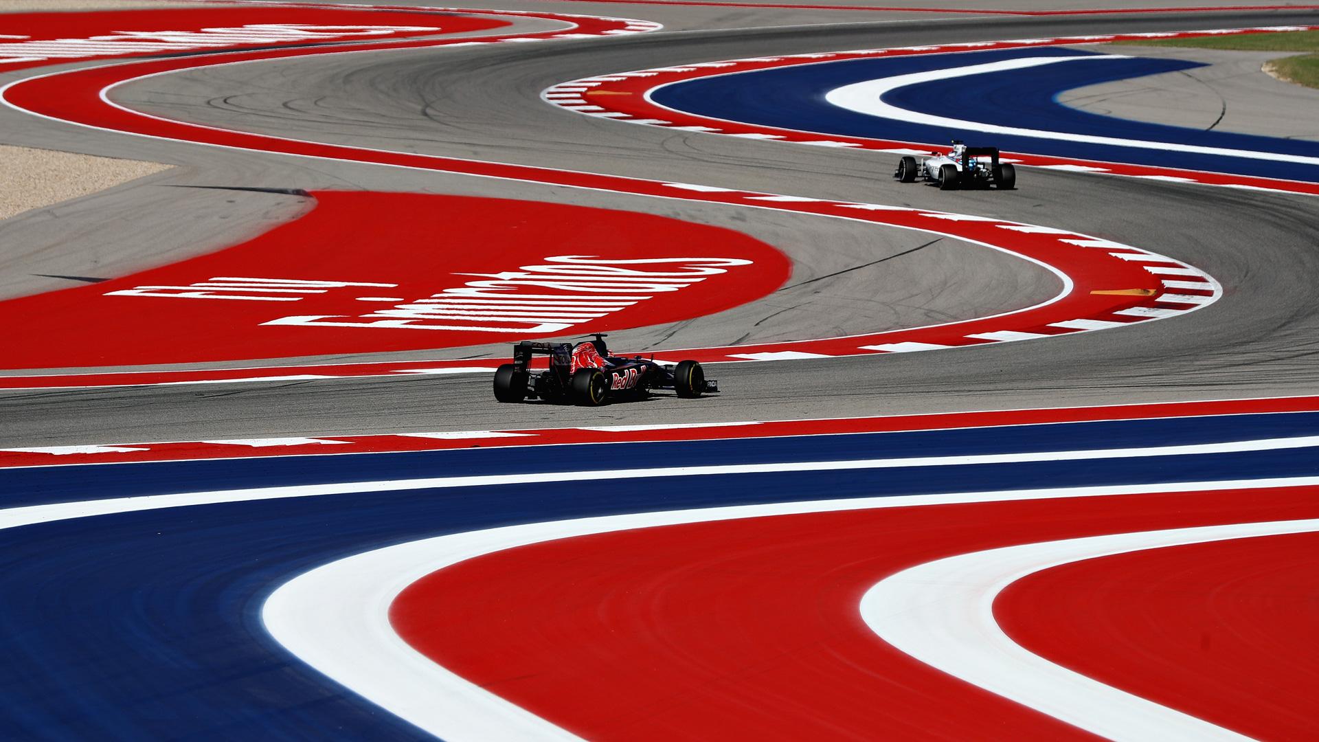 Важная победа Хэмилтона, красавцы-испанцы идругие события Гран-при США. Фото 16