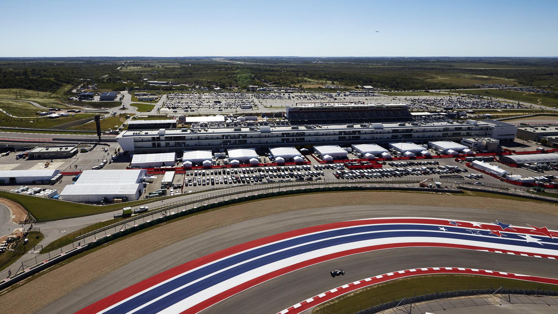Важная победа Хэмилтона, красавцы-испанцы идругие события Гран-при США. Фото 2