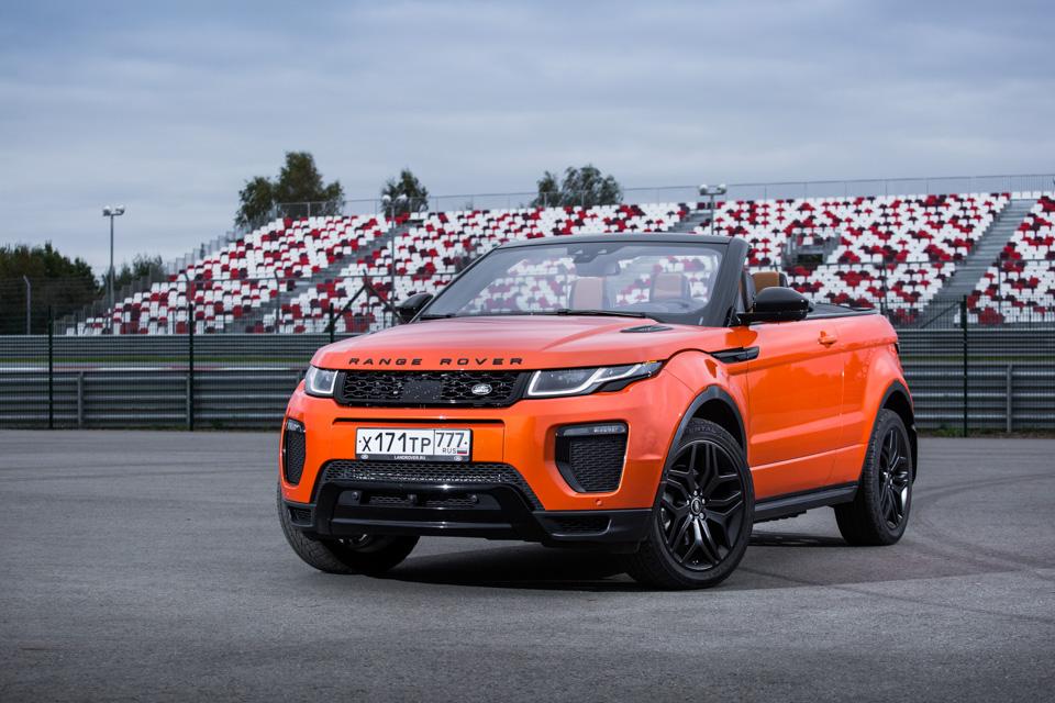 Почему все сохнут посамому бессмысленному Range Rover вмире. Фото 1