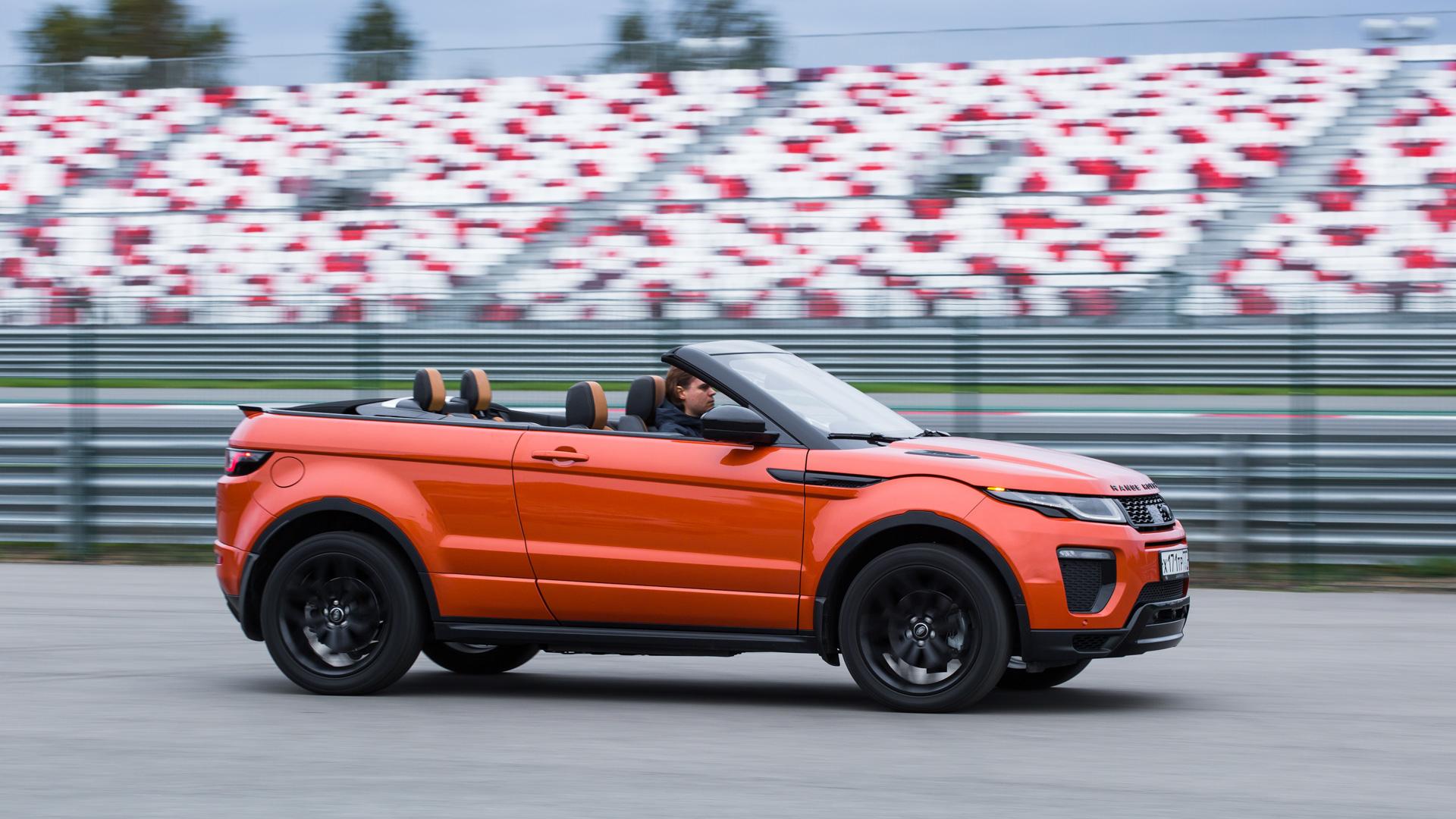 Почему все сохнут посамому бессмысленному Range Rover вмире. Фото 6