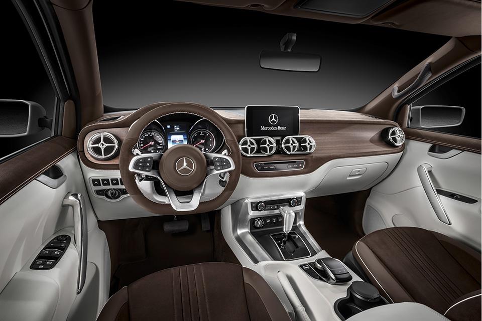 Продажи новой модели Mercedes-Benz начнутся вконце 2017 года. Фото 1