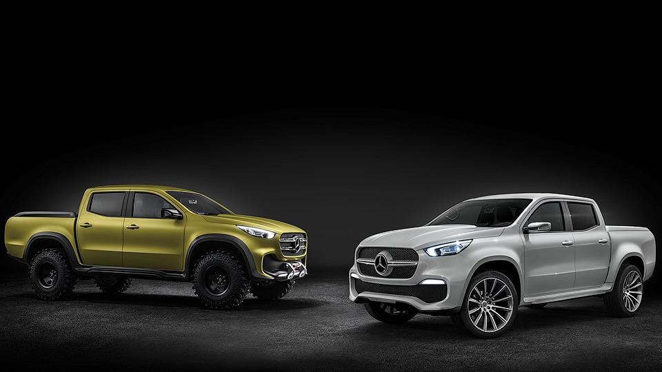 Продажи новой модели Mercedes-Benz начнутся вконце 2017 года. Фото 2
