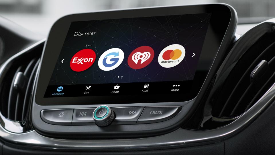 В автомобилях GM суперкомпьютер будет предугадывать действия водителей - General