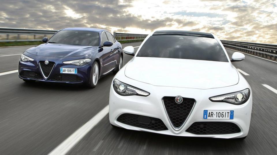 Итальянцы собираются выпустить универсал Альфа Ромео Giulia