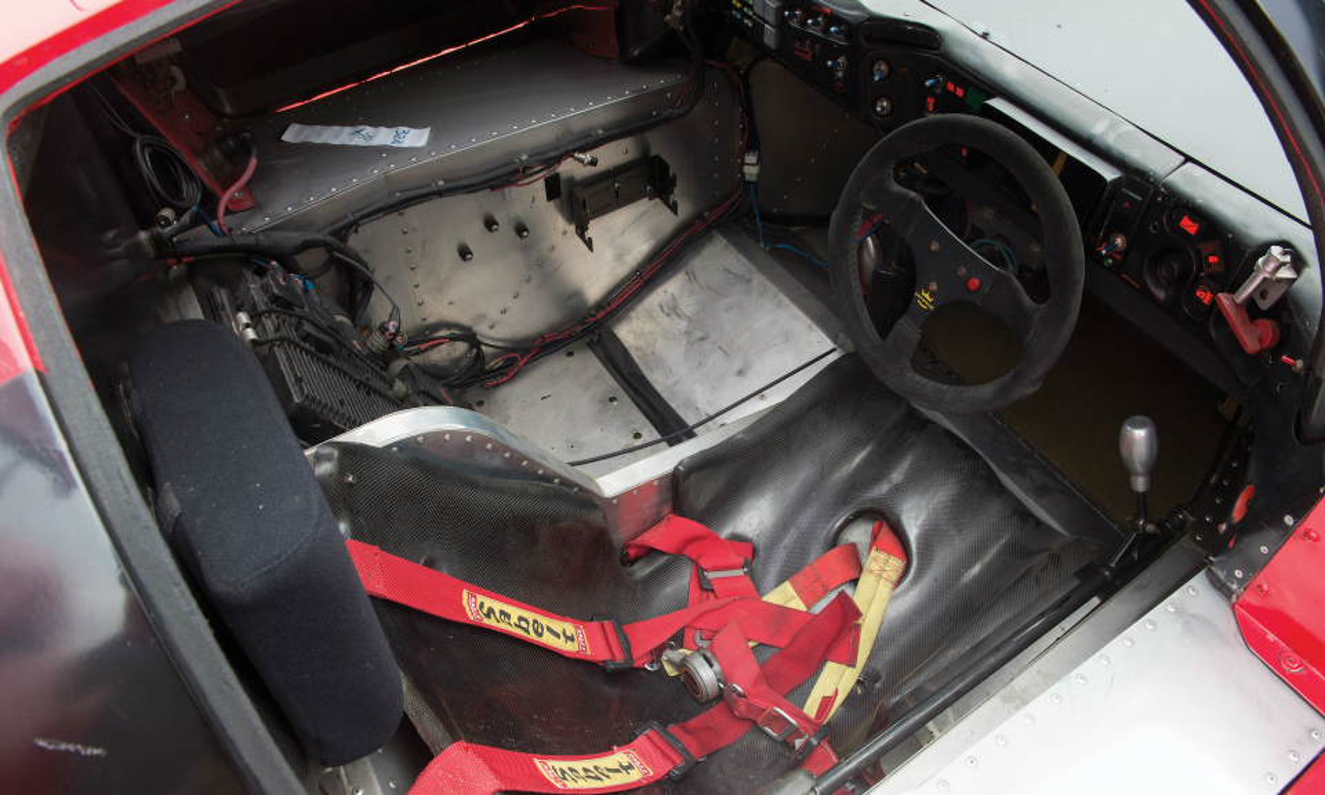Редкий спорткар сдвигателям Ferrari выставят нааукцион. Фото 1