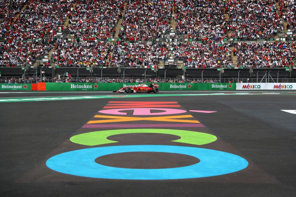 Блудная «бронза», грязная ругань идругие события Гран-при Мексики. Фото 1
