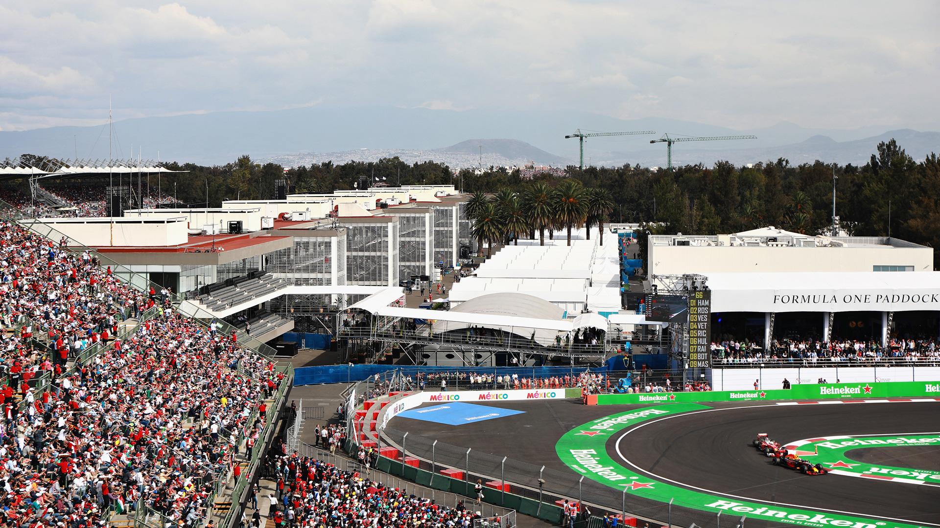 Блудная «бронза», грязная ругань идругие события Гран-при Мексики. Фото 4