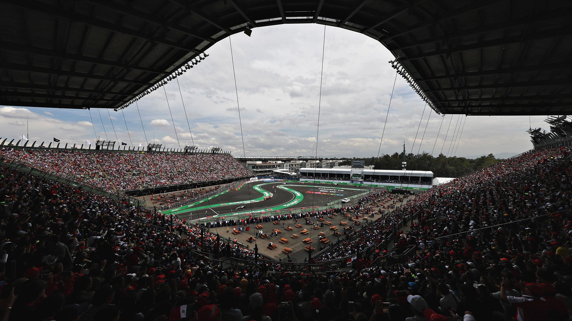 Блудная «бронза», грязная ругань идругие события Гран-при Мексики. Фото 10