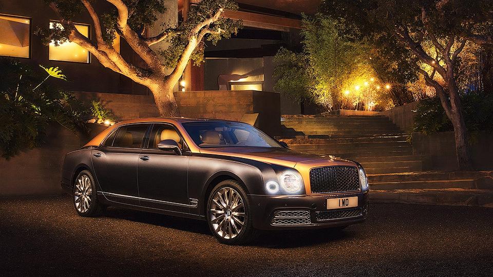 ВРоссии появилась самая дорогая модель Bentley