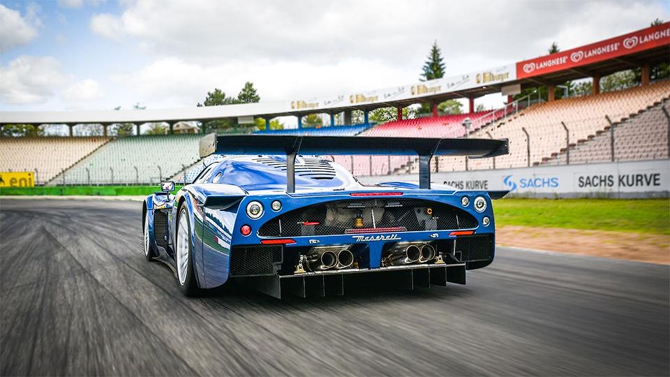 Фирма Edo Competition сделала вединственном экземпляре 755-сильный суперкар