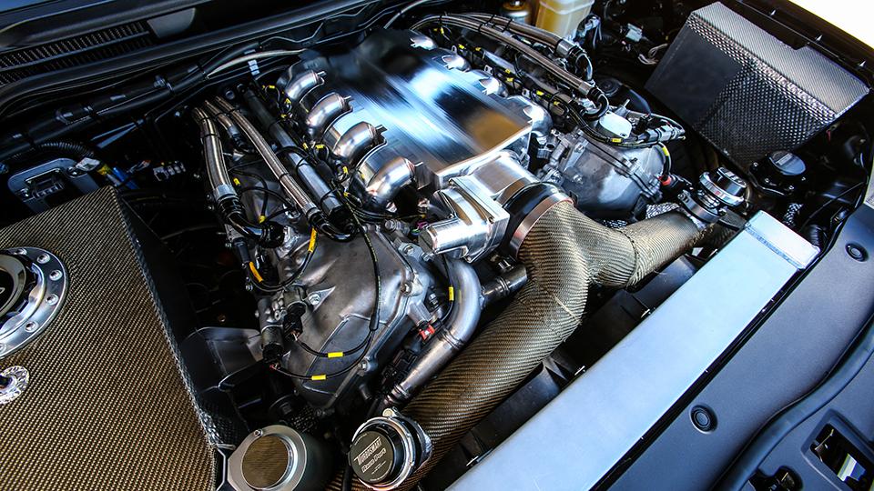 Toyota Land Speed Cruiser может разогнаться до354 километров вчас. Фото 1
