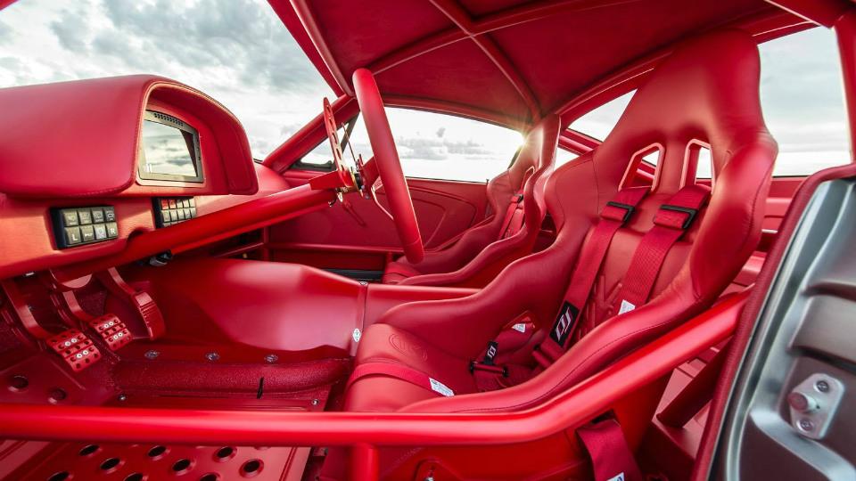 Нафестивале SEMA дебютировал «злостный» концепт набазе Mustang 1965 года. Фото 1