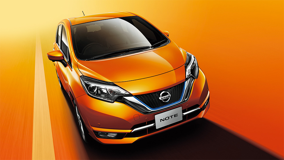 Ниссан Note e-Power: электромобиль, подзаряжаемый находу