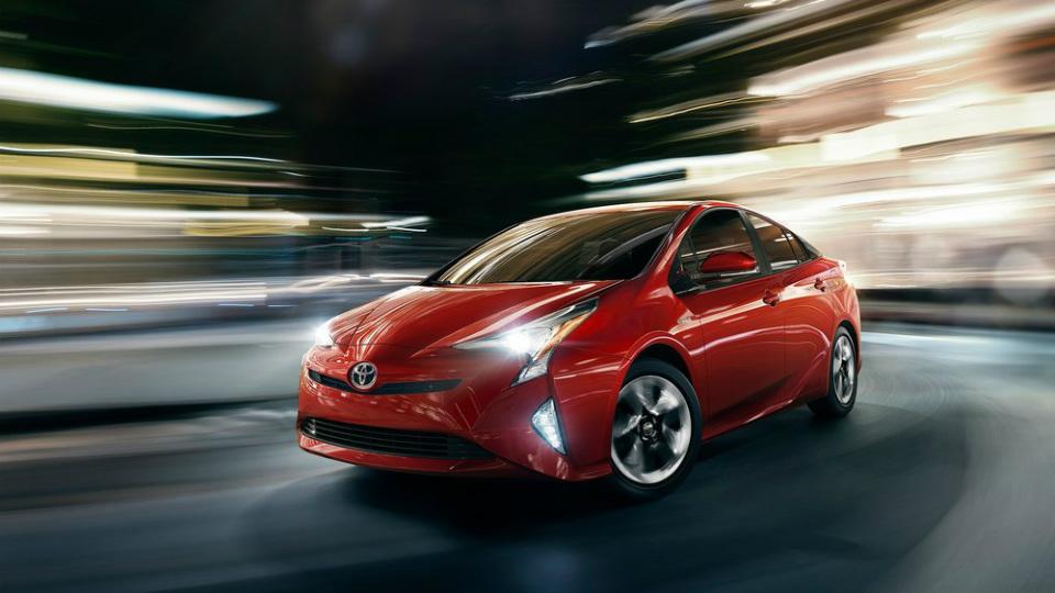 Компания Тойота разработает целое семейство электрокаров