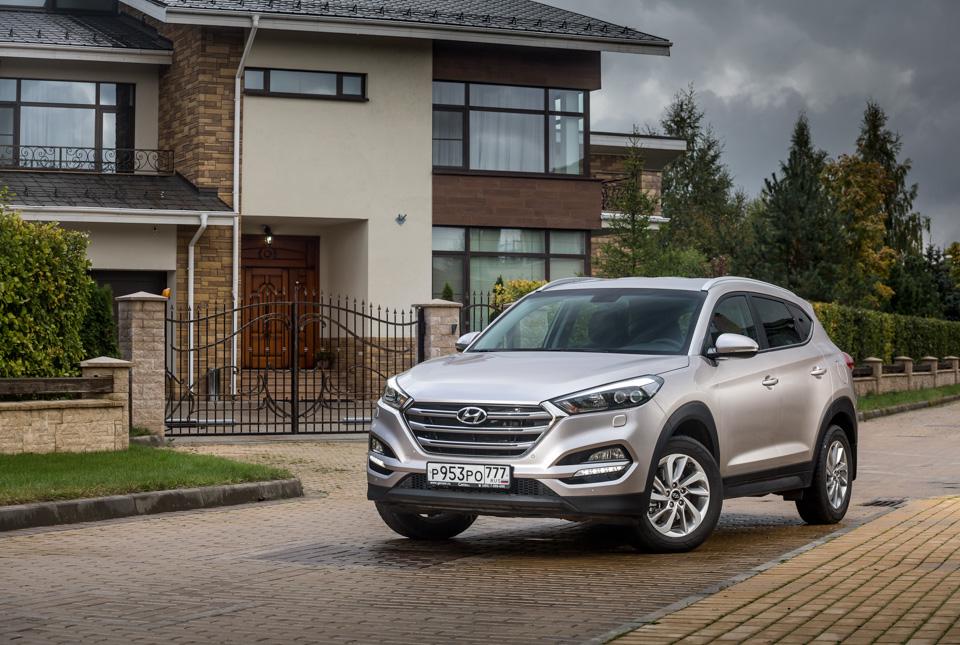 Длительный тест Hyundai Tucson: первые впечатления. Фото 1