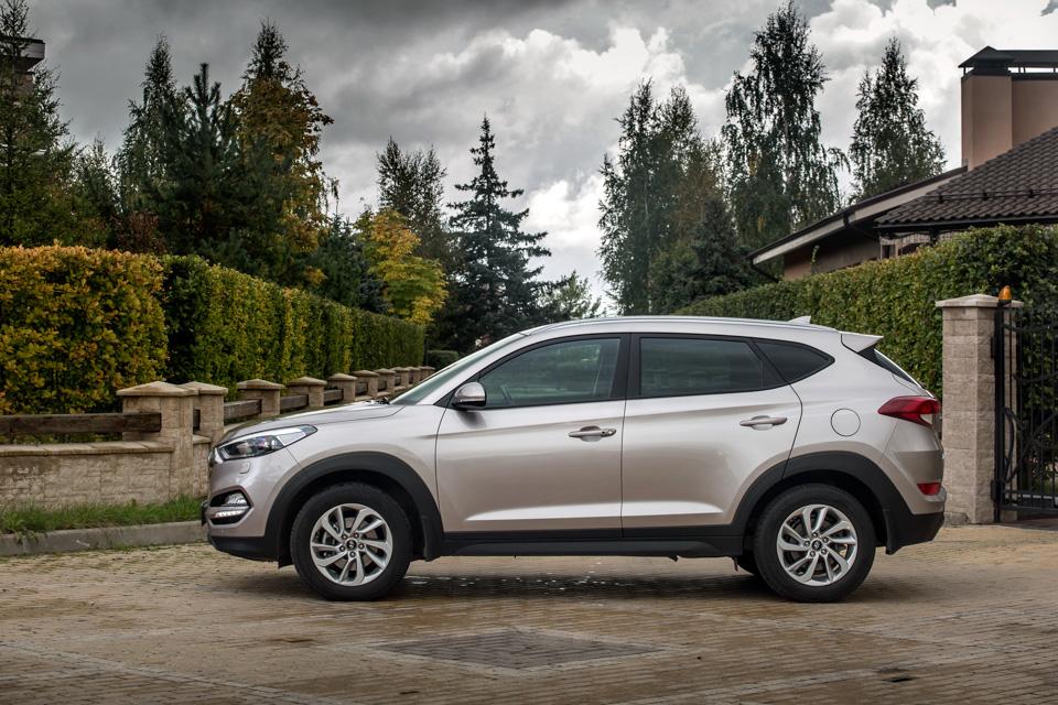 Длительный тест Hyundai Tucson: первые впечатления. Фото 6