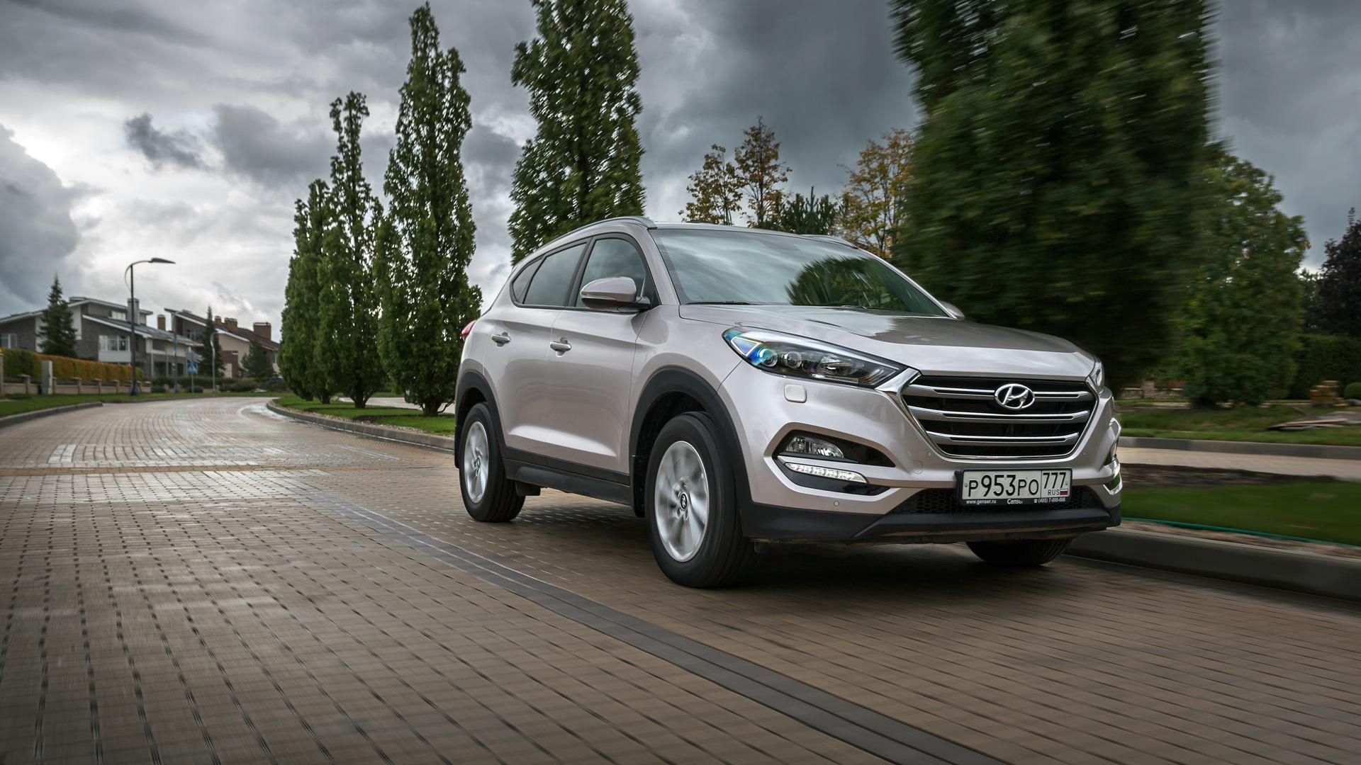 Длительный тест Hyundai Tucson: первые впечатления. Фото 3