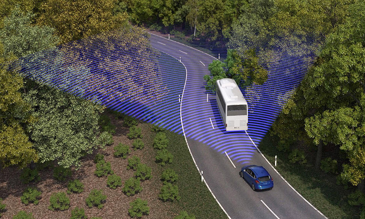 Новая система безопасности от Форд несомненно поможет водителям уворачиваться отаварий