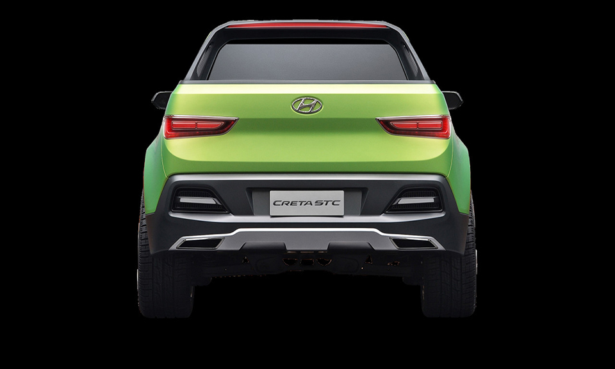 Прототип Hyundai Creta STC разработали вЮжной Корее. Фото 2