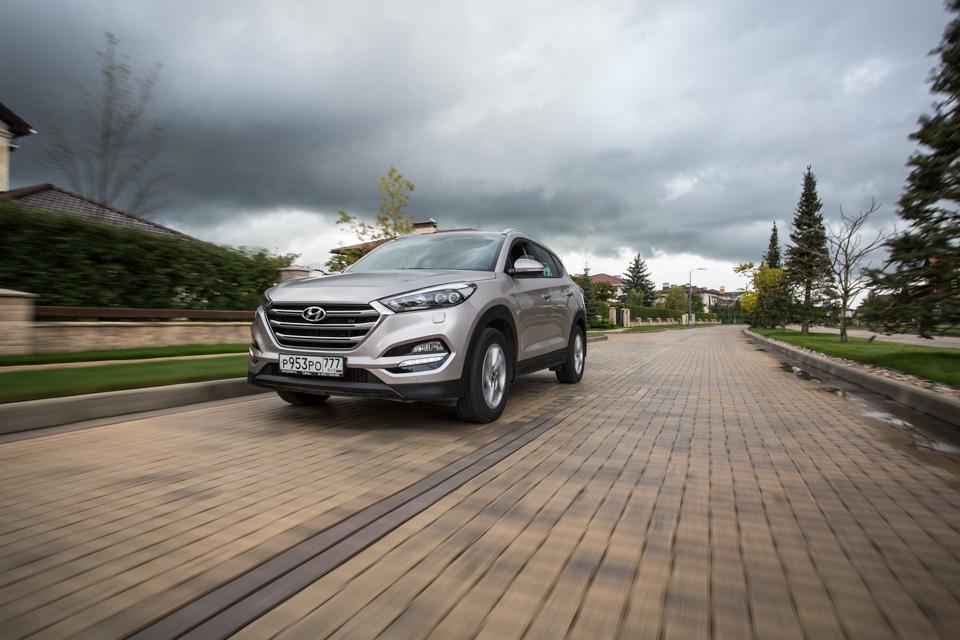 Длительный тест Hyundai Tucson: часть вторая. Фото 1