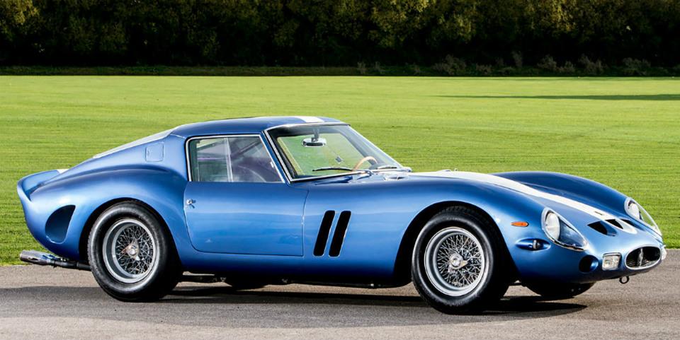 Заретро Феррари 250 GTO заплатят рекордную сумму