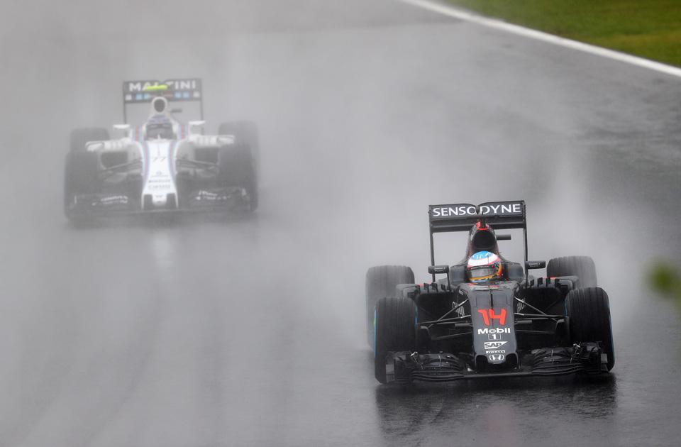 Как пилоты Формулы-1 показали судьям иFIA, что нестоит слишком сильно заних переживать. Фото 13