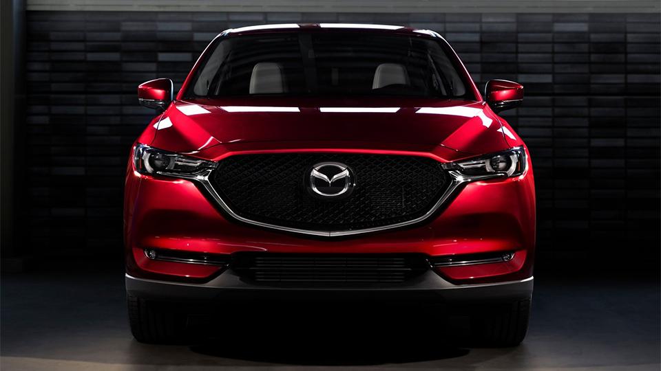 Mazda CX-5 второго поколения представили вЛос-Анджелесе. Фото 2