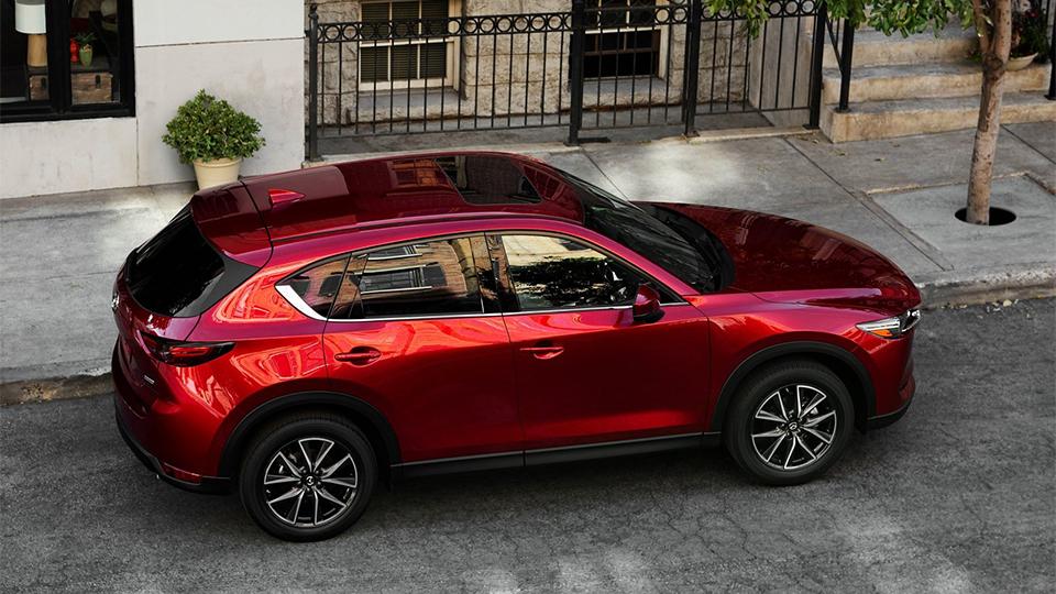 Mazda CX-5 второго поколения представили вЛос-Анджелесе. Фото 3