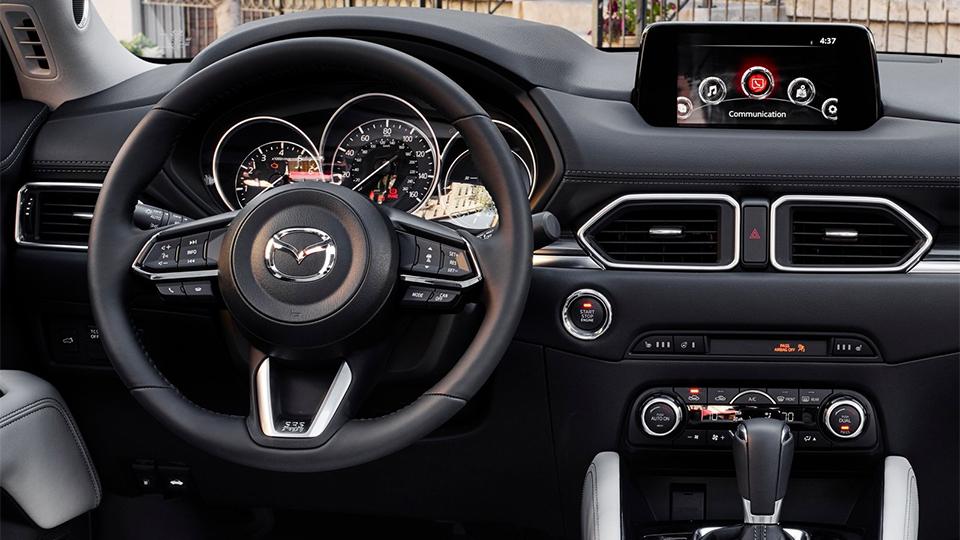 Mazda CX-5 второго поколения представили вЛос-Анджелесе. Фото 4