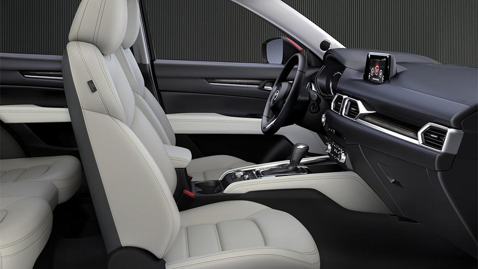 Mazda CX-5 второго поколения представили вЛос-Анджелесе. Фото 5