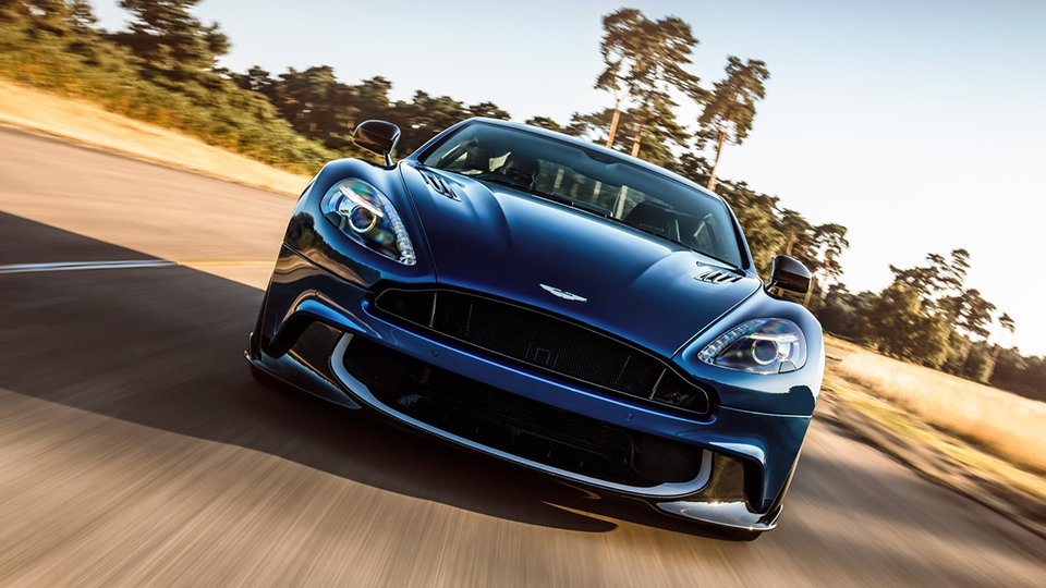 Aston Martin Vanquish Sоценили в260 тысяч евро. Фото 1