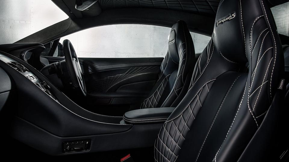 Aston Martin Vanquish Sоценили в260 тысяч евро. Фото 3
