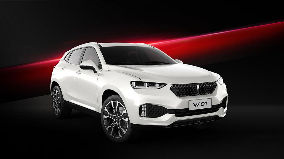 Китайский производитель представил новый бренд для роскошных машин