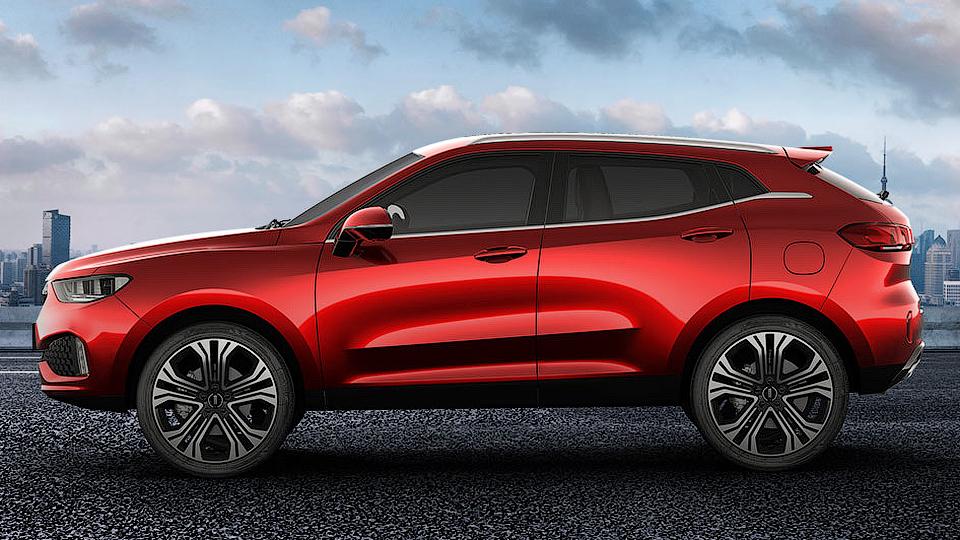 Китайский производитель представил новый бренд для роскошных машин. Фото 1